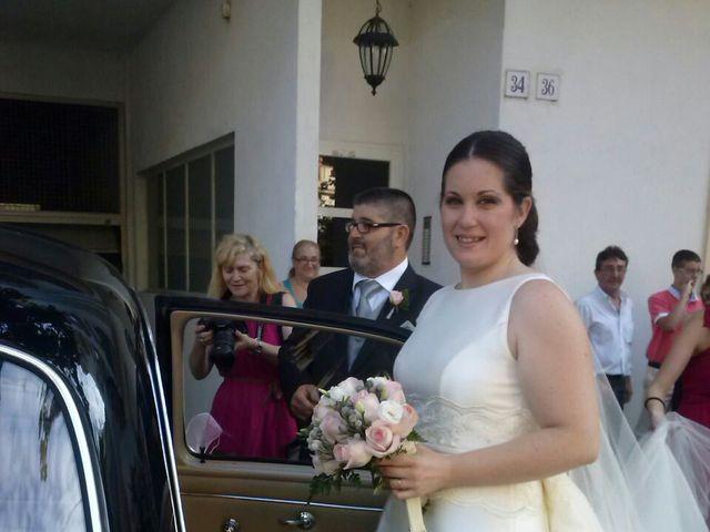 La boda de Yolanda  y Jose Antonio  en Canor, Alicante 8