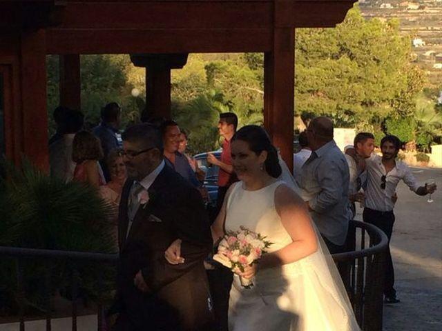 La boda de Yolanda  y Jose Antonio  en Canor, Alicante 12