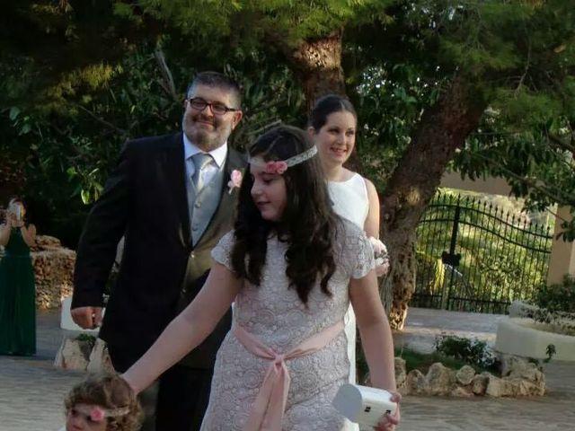 La boda de Yolanda  y Jose Antonio  en Canor, Alicante 15