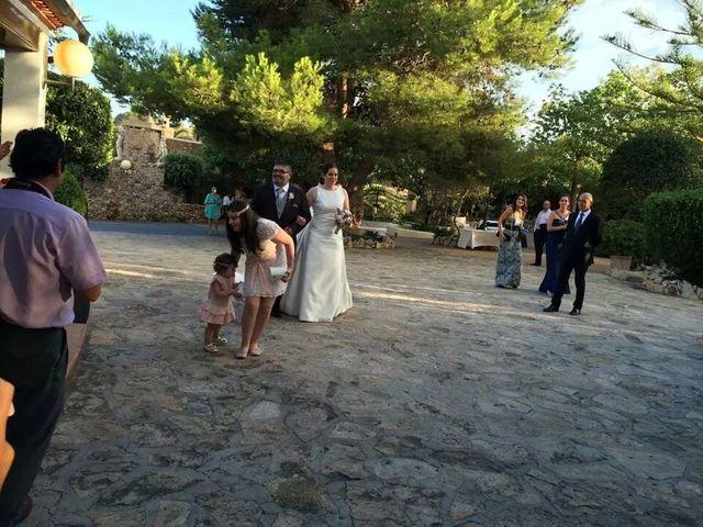 La boda de Yolanda  y Jose Antonio  en Canor, Alicante 16