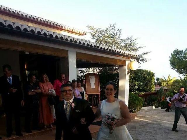 La boda de Yolanda  y Jose Antonio  en Canor, Alicante 20