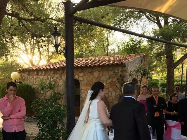 La boda de Yolanda  y Jose Antonio  en Canor, Alicante 22
