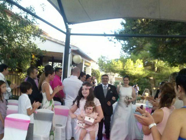La boda de Yolanda  y Jose Antonio  en Canor, Alicante 23