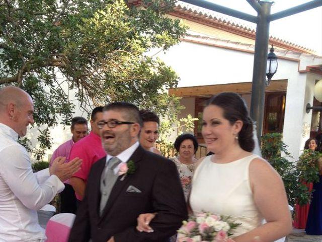 La boda de Yolanda  y Jose Antonio  en Canor, Alicante 24