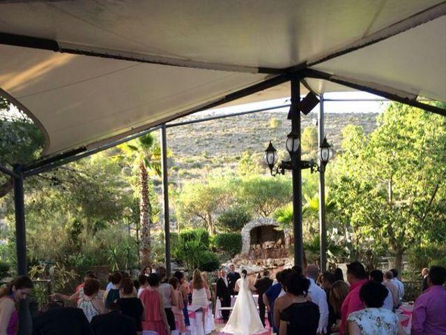 La boda de Yolanda  y Jose Antonio  en Canor, Alicante 25