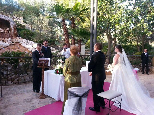 La boda de Yolanda  y Jose Antonio  en Canor, Alicante 26