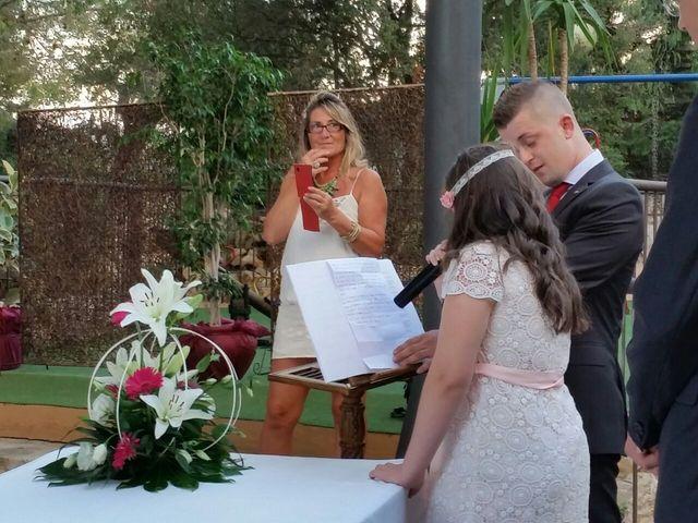 La boda de Yolanda  y Jose Antonio  en Canor, Alicante 27