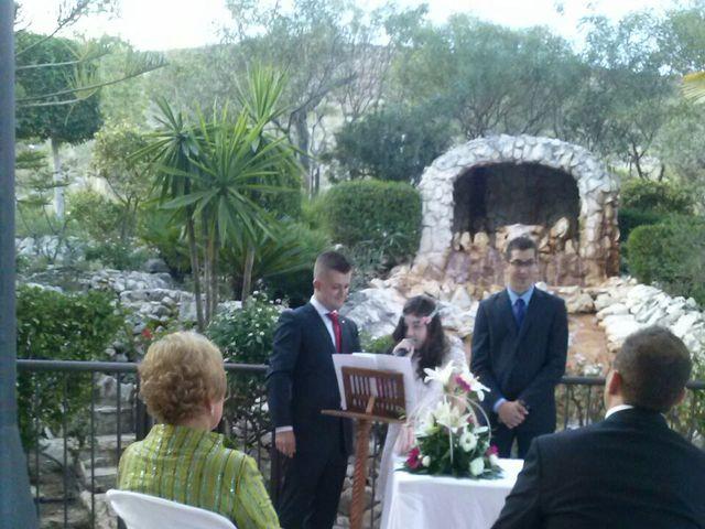 La boda de Yolanda  y Jose Antonio  en Canor, Alicante 28