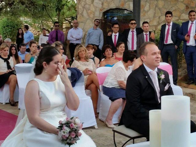 La boda de Yolanda  y Jose Antonio  en Canor, Alicante 1