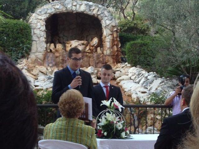 La boda de Yolanda  y Jose Antonio  en Canor, Alicante 30