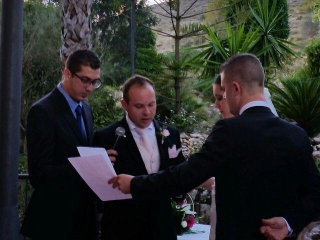 La boda de Yolanda  y Jose Antonio  en Canor, Alicante 31