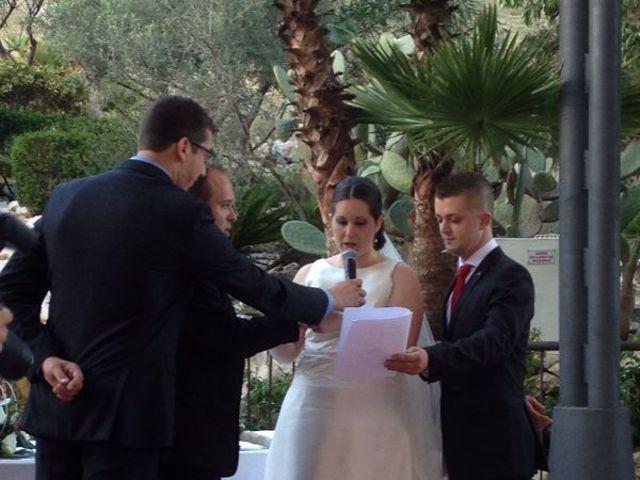 La boda de Yolanda  y Jose Antonio  en Canor, Alicante 33