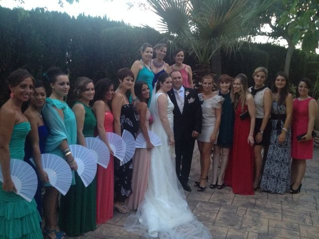La boda de Yolanda  y Jose Antonio  en Canor, Alicante 36