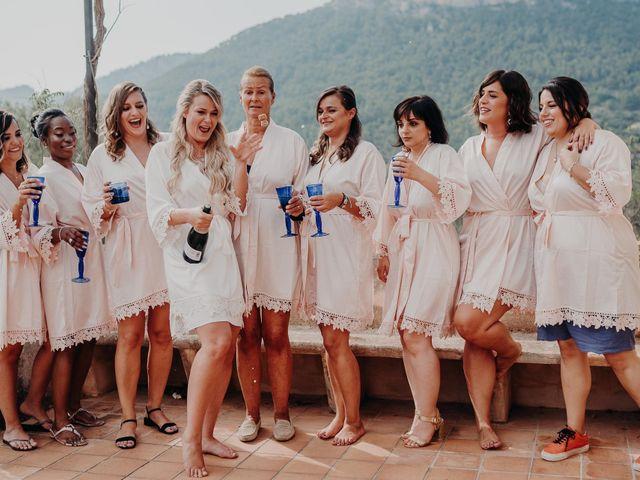 La boda de Nana y Pili en Bunyola, Islas Baleares 21
