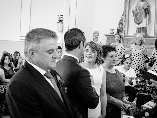 La boda de Jesús y Lourdes en Mota Del Cuervo, Cuenca 25