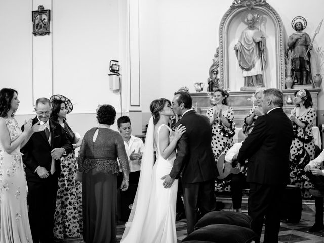 La boda de Jesús y Lourdes en Mota Del Cuervo, Cuenca 27