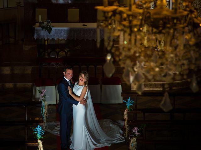 La boda de Jesús y Lourdes en Mota Del Cuervo, Cuenca 28