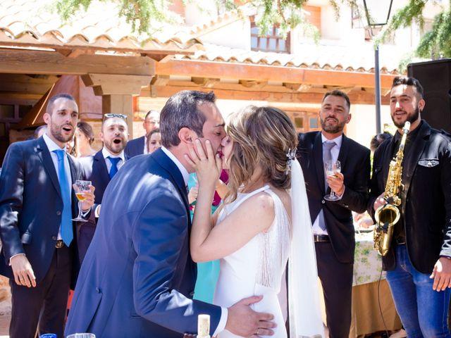 La boda de Jesús y Lourdes en Mota Del Cuervo, Cuenca 31
