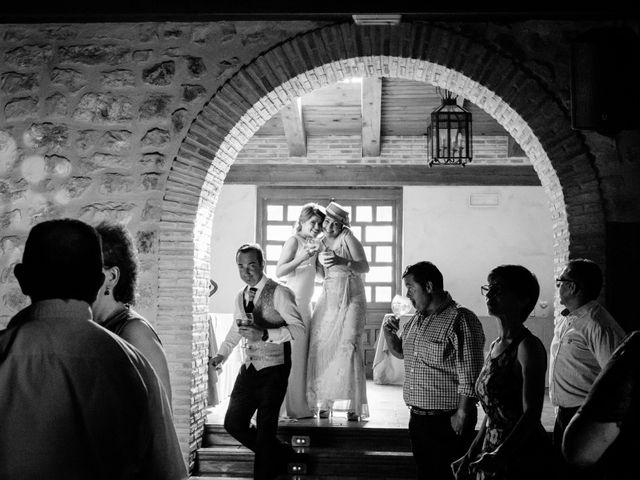 La boda de Jesús y Lourdes en Mota Del Cuervo, Cuenca 34