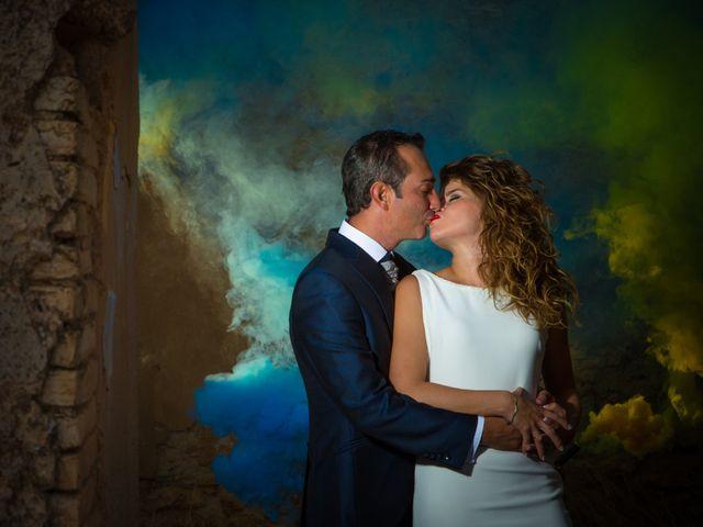 La boda de Jesús y Lourdes en Mota Del Cuervo, Cuenca 52