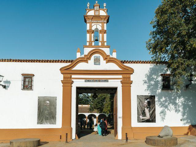 La boda de Javier y Abigail en Alcala De Guadaira, Sevilla 20