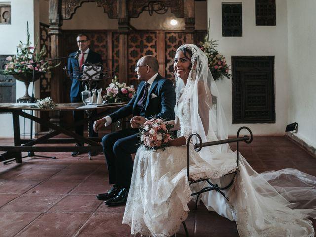 La boda de Javier y Abigail en Alcala De Guadaira, Sevilla 27