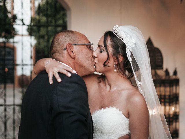La boda de Javier y Abigail en Alcala De Guadaira, Sevilla 38