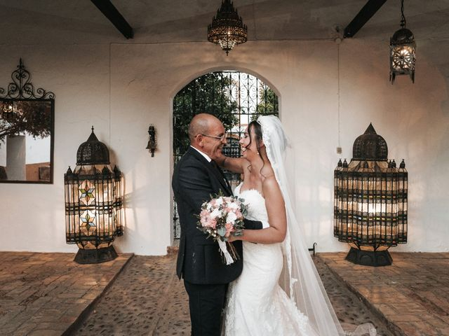 La boda de Abigail y Javier