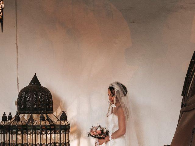 La boda de Javier y Abigail en Alcala De Guadaira, Sevilla 39