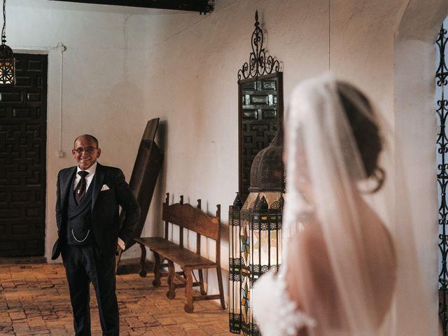 La boda de Javier y Abigail en Alcala De Guadaira, Sevilla 40