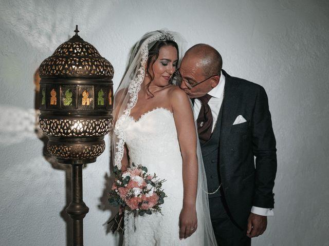 La boda de Javier y Abigail en Alcala De Guadaira, Sevilla 45