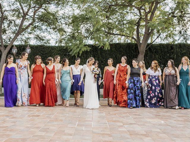 La boda de Jéssica y Andrés en Elx/elche, Alicante 18
