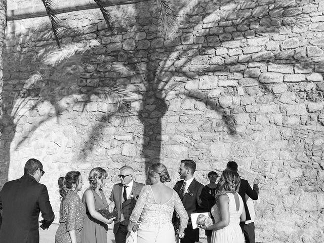La boda de Jéssica y Andrés en Elx/elche, Alicante 21