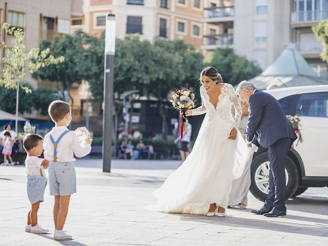La boda de Jéssica y Andrés en Elx/elche, Alicante 23