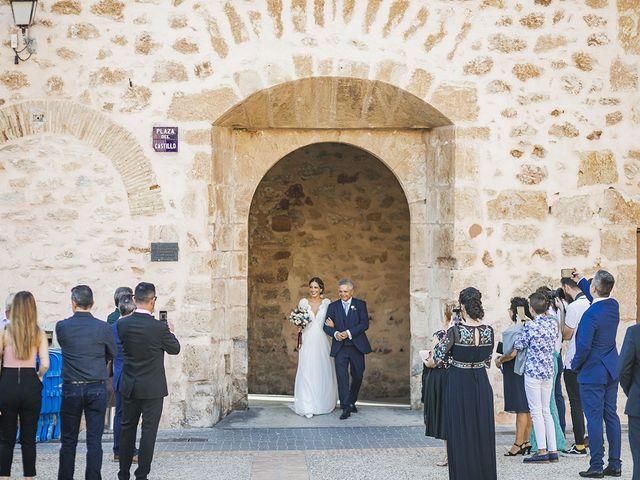 La boda de Jéssica y Andrés en Elx/elche, Alicante 24