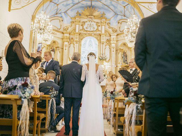 La boda de Jéssica y Andrés en Elx/elche, Alicante 25