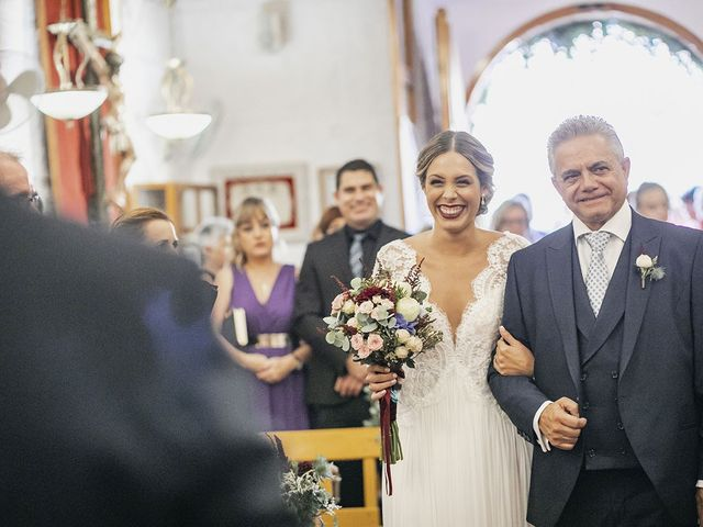 La boda de Jéssica y Andrés en Elx/elche, Alicante 26