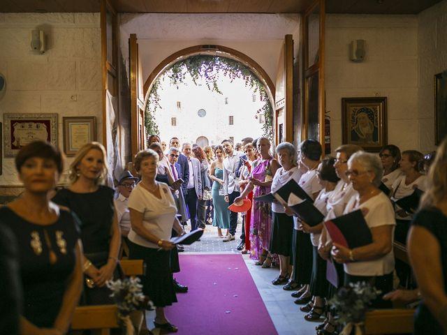La boda de Jéssica y Andrés en Elx/elche, Alicante 27