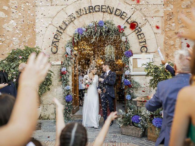 La boda de Jéssica y Andrés en Elx/elche, Alicante 29