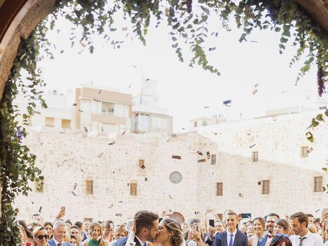 La boda de Jéssica y Andrés en Elx/elche, Alicante 30
