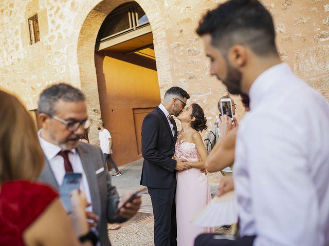 La boda de Jéssica y Andrés en Elx/elche, Alicante 31