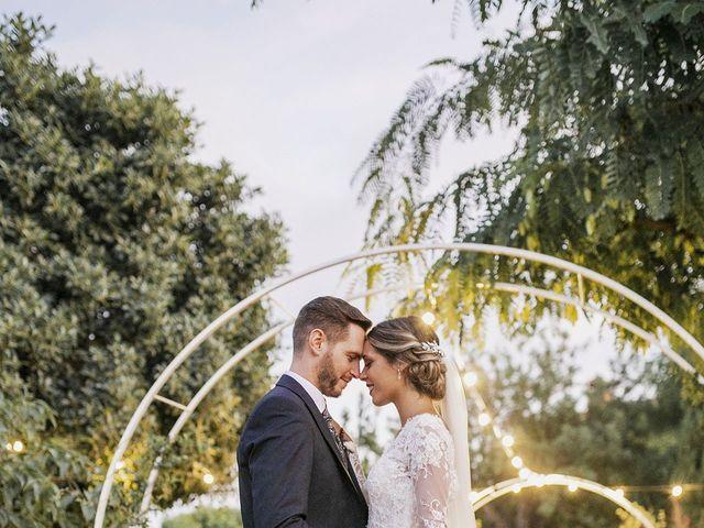 La boda de Jéssica y Andrés en Elx/elche, Alicante 33