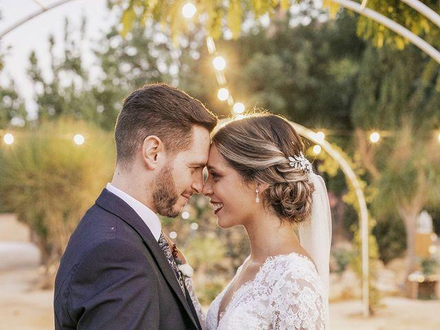 La boda de Jéssica y Andrés en Elx/elche, Alicante 34