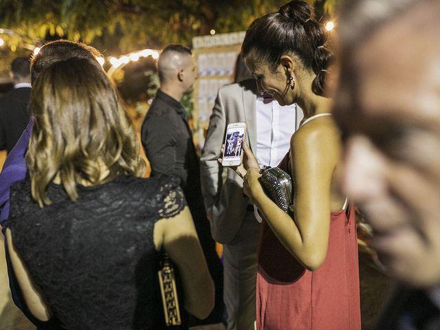 La boda de Jéssica y Andrés en Elx/elche, Alicante 37