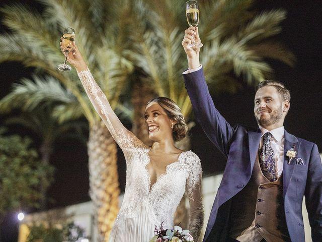La boda de Jéssica y Andrés en Elx/elche, Alicante 38