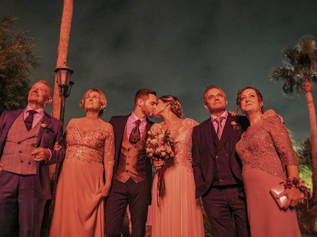 La boda de Jéssica y Andrés en Elx/elche, Alicante 41
