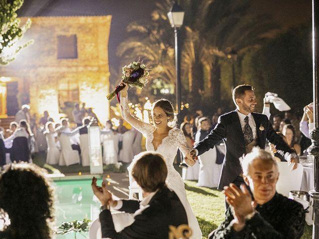 La boda de Jéssica y Andrés en Elx/elche, Alicante 43