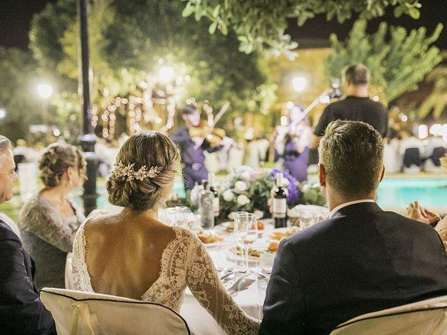 La boda de Jéssica y Andrés en Elx/elche, Alicante 44