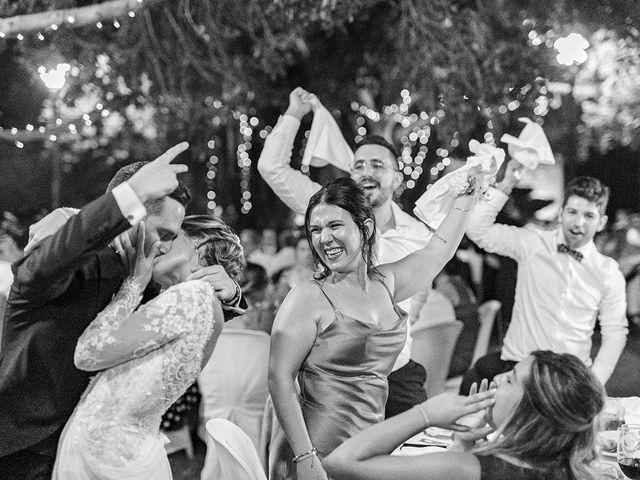 La boda de Jéssica y Andrés en Elx/elche, Alicante 45