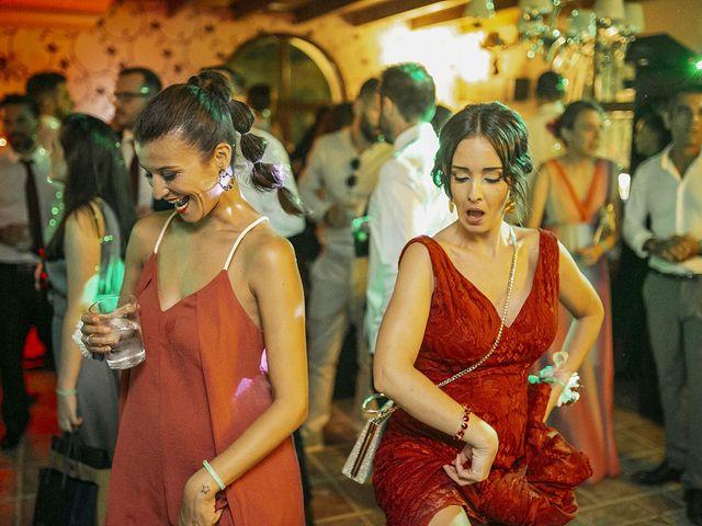 La boda de Jéssica y Andrés en Elx/elche, Alicante 54